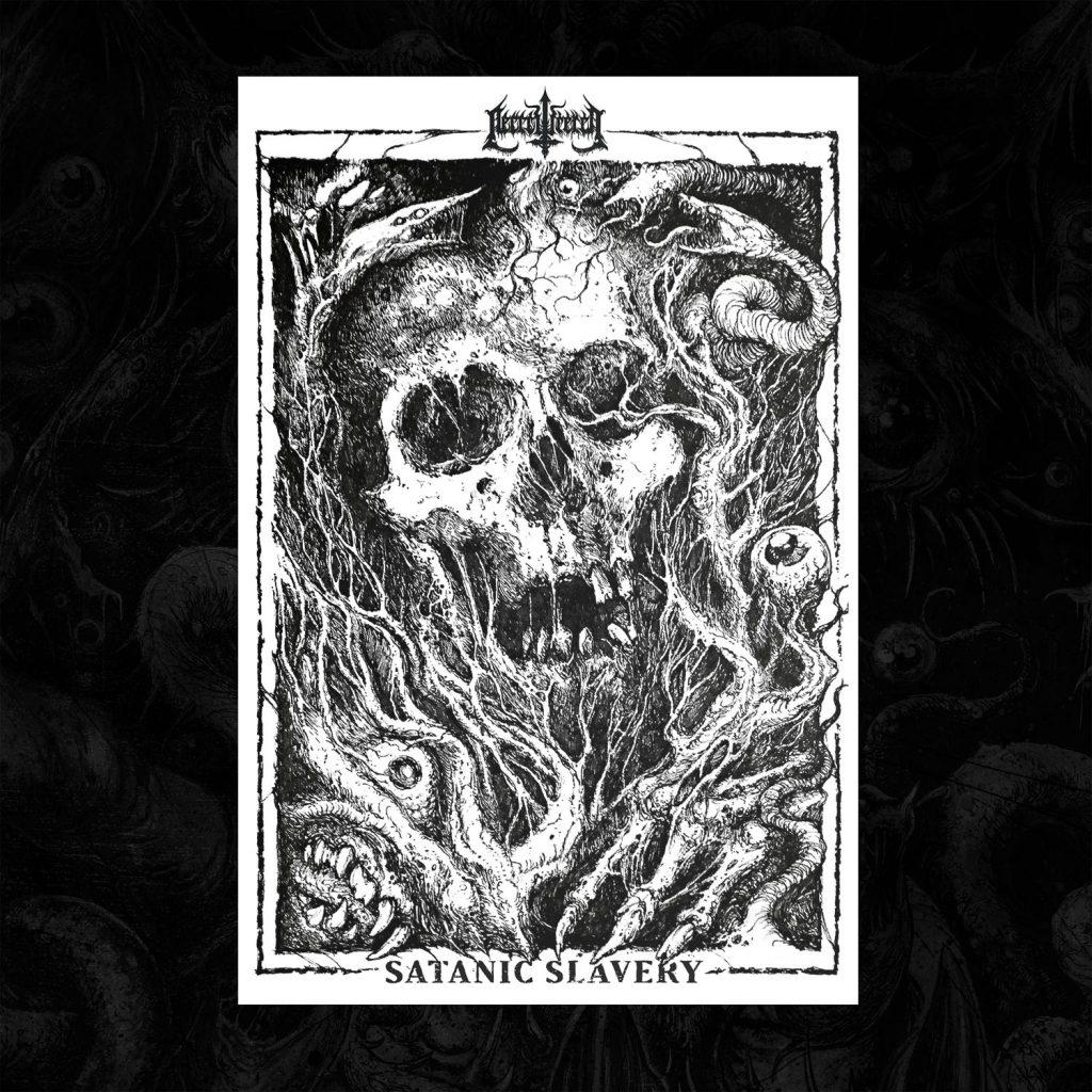 Poster Satanic Slavery A2