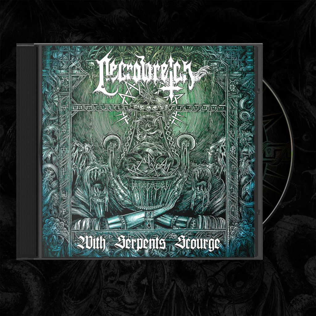 CD With Serpents Scourge